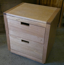 Load image into Gallery viewer, Bedsides-Recycled Australian Timber