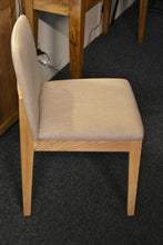 Load image into Gallery viewer, Dining Chair-Upholstered with Timber legs