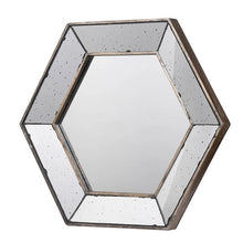 Load image into Gallery viewer, Hexagon Mirror