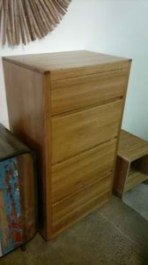 Chest of Drawers-Recycled Timber