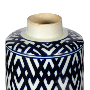 Porcelain Lidded Jars