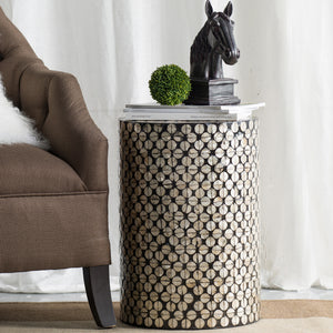 Copacabana Round Side Table