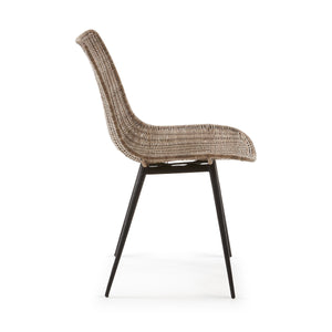 Equal Rattan Dining Chair