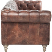 Load image into Gallery viewer, Chesterfield 4 Seater Sofa