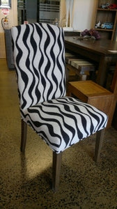 Curve Top Dining Chair
