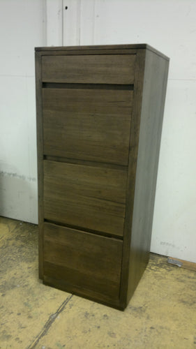 Recycled Australian Timber Filing Cabinet.