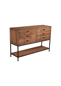 AFT 6 Drawer Sideboard