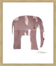 Load image into Gallery viewer, Elephant Art