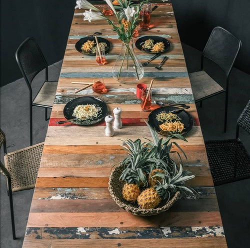 Edito Extension Dining Table