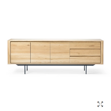 Load image into Gallery viewer, Ethnicraft Oak Shadow Sideboard II