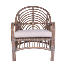 Load image into Gallery viewer, Rattan Armchair