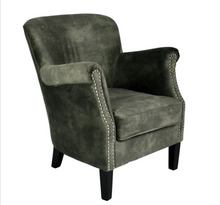 Load image into Gallery viewer, Velvet Armchair