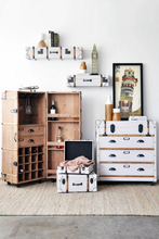 Load image into Gallery viewer, Mini Home Bar Trolley / Cart