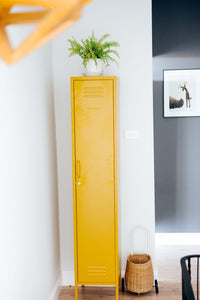 Mustard Skinny Locker