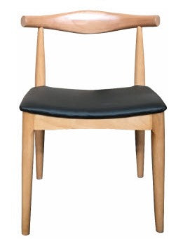 Beechwood Elbow Dining Chair