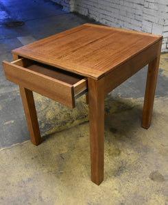 Recycled Timber Apartment Dining Table