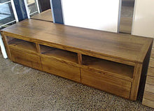 Load image into Gallery viewer, Recycled Timber TV Stand
