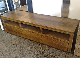 Recycled Timber TV Stand