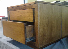 Bedsides-Recycled Australian Timber