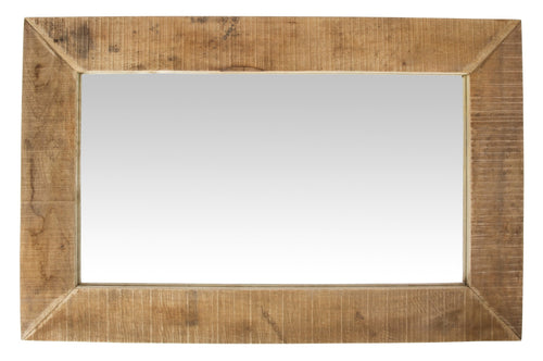 Mango Wood Mirror
