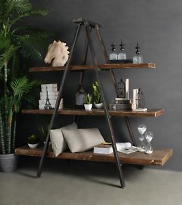 Tripod Book Shelf