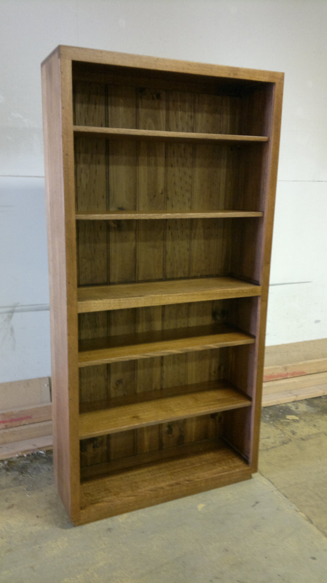 Recycled Australian Timber Bookshelf