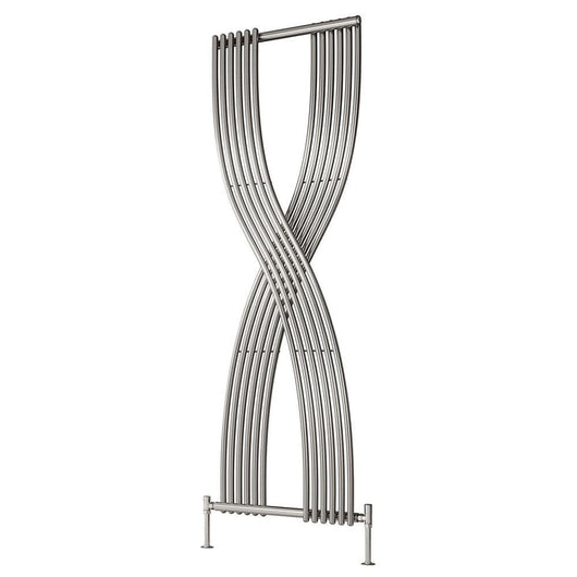 Dimaro 1760 x 620mm Designer Vertical Radiator - welovecouk
