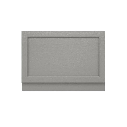 Old London 780 Bath End Panel - Storm Grey - welovecouk