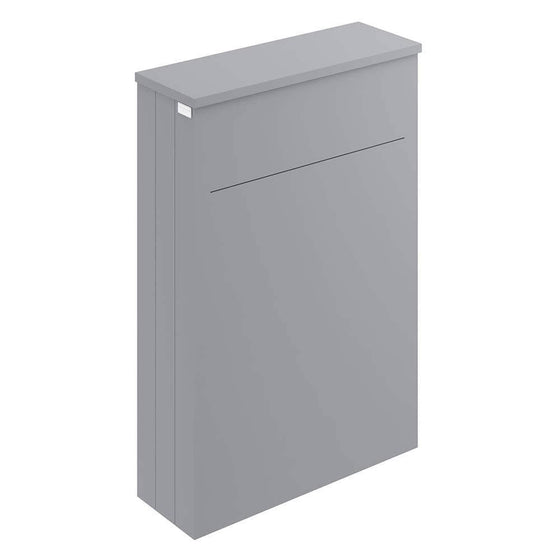 Bayswater 550mm Traditional WC Unit - Plummett Grey - welovecouk