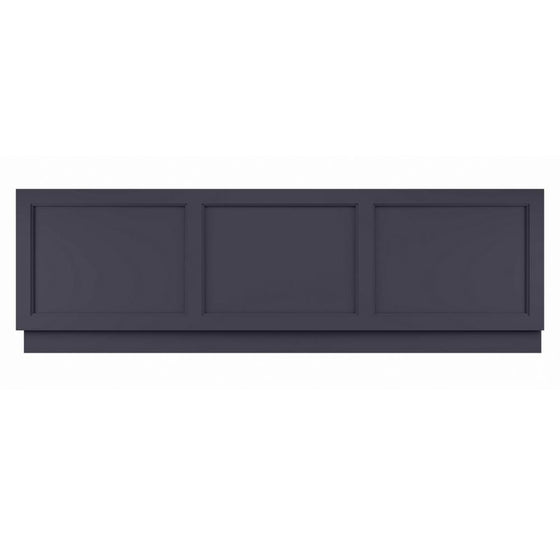 Old London 1695 Front Bath Panel - Twilight Blue - welovecouk