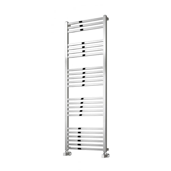 Reina Vasto 755 x 500mm Straight Heated Towel Rail - welovecouk