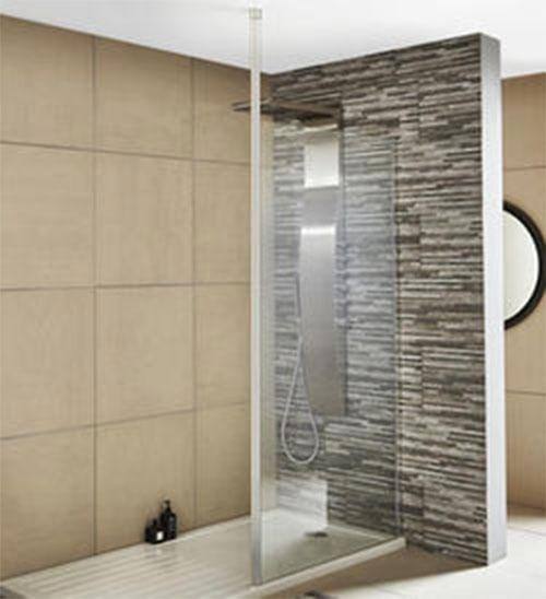 ShowerWorX 3000mm Floor to Ceiling Post - welovecouk