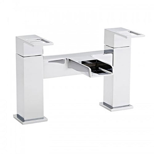 Adore Dual Lever Waterfall Bath Filler Tap