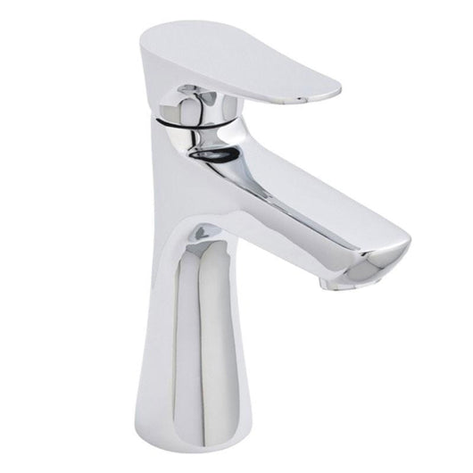 Sharp Single Lever Mono Basin Mixer Tap - welovecouk