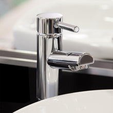 Peru Deluxe Extended Basin Mixer Tap - welovecouk