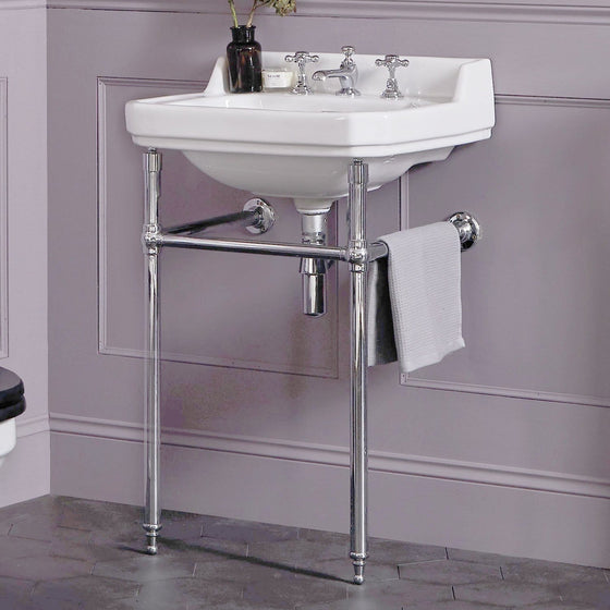 Bayswater Traditional Universal Basin Frame - welovecouk