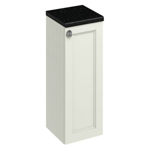 Burlington Floorstanding 300mm Single Door Storage Unit - Sand