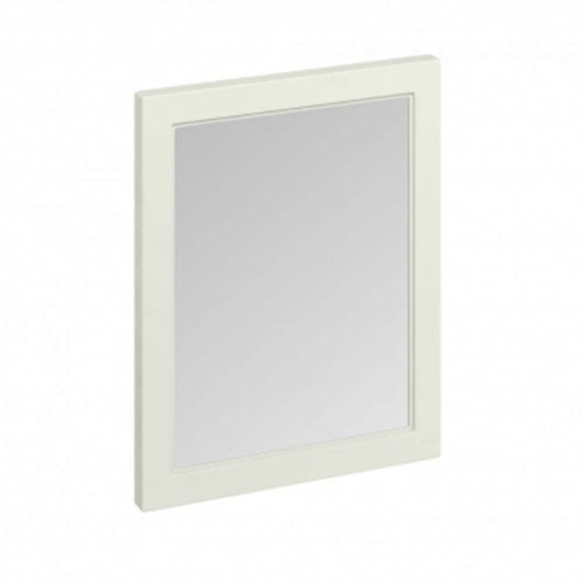Burlington 900mm Wooden Framed Mirror - Sand