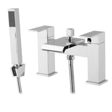 Aqua Waterfall Bath Shower Mixer - welovecouk