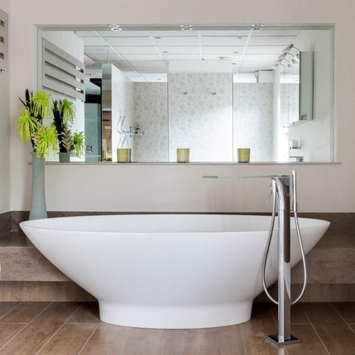 BC Designs Tasse 1770 Freestanding Bath