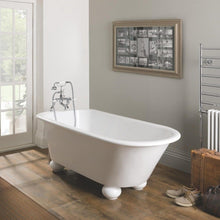 BC Designs Fitzroy 1700 Freestanding Bath - welovecouk