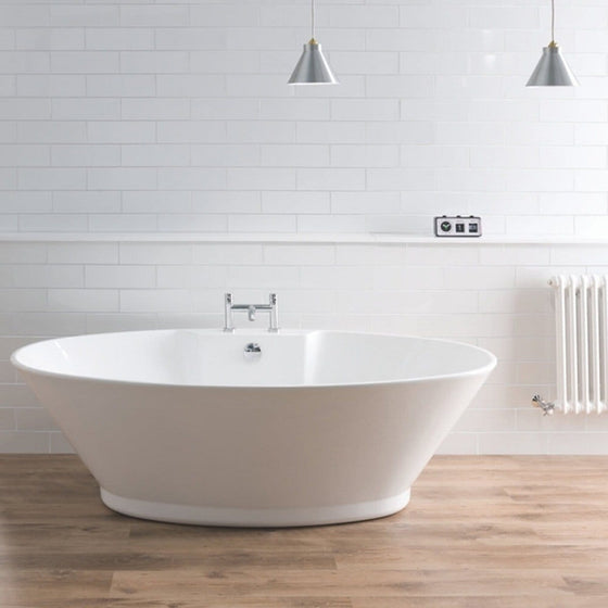 BC Designs Chalice Major 1780 Freestanding Bath - welovecouk