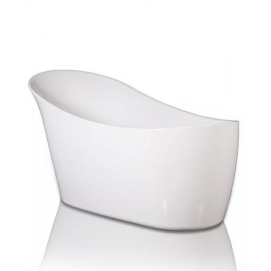 BC Designs Slipp 1600 Freestanding Bath - welovecouk