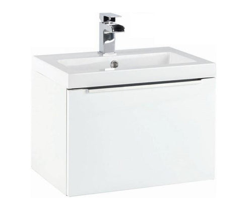 Eclipse 500 Wall Mounted Basin Cabinet