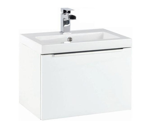 Eclipse 500 Wall Mounted Basin Cabinet - welovecouk