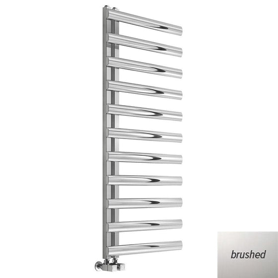 Reina Cavo 1580 x 500mm Stainless Steel Heated Towel Rail - welovecouk