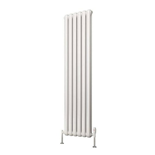Reina Coneva Vertical Steel Radiator 1500 x 510 - White - welovecouk