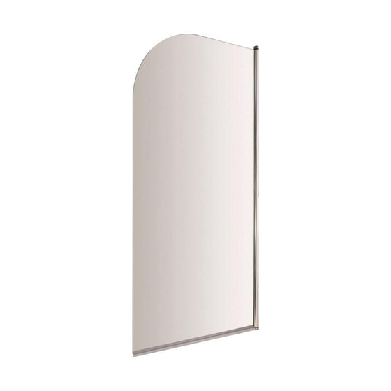 1435mm Curved Bath Screen - welovecouk