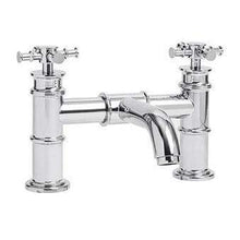 Glenham Traditional Deck Mounted Bath Filler Tap - welovecouk