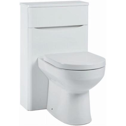 Bella 500 WC Unit - Gloss White - welovecouk